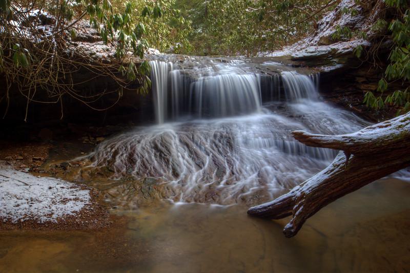 Lower Yocum Falls