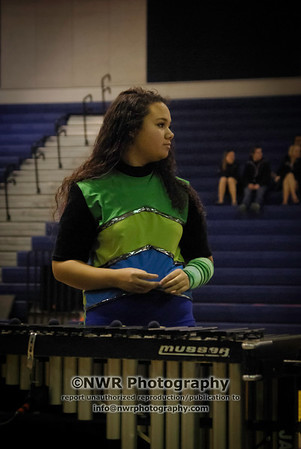 Woodbridge Senior HS Indoor Drumline