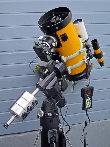 Takahashi Epsilon-180ED on Astro-Physics Mach1 GTO, Canon EOS 5D MKII