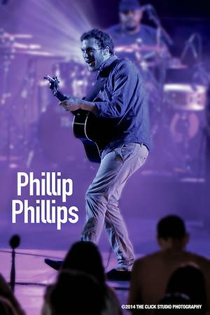 Phillip Phillps 2014