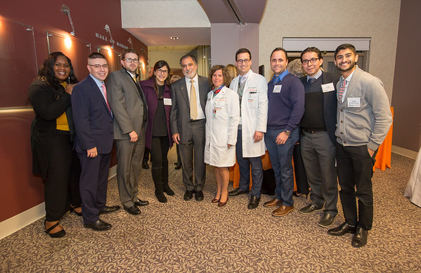 Peggy & Harold Katz Endowed Chair in Transplant Nephrology Presented to David Roth, M.D. - January 4, 2018