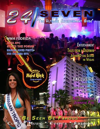 24/Seven Magazine Issue 1