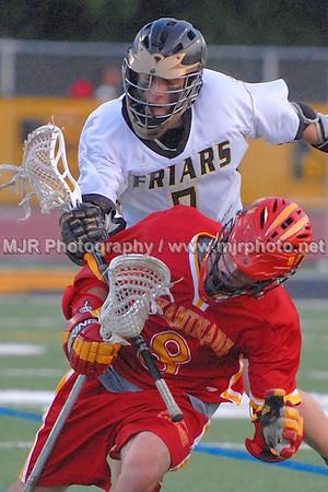 Lacrosse, Boys H.S. Varsity, St Anthony's Vs Chaminade, 05-17-07