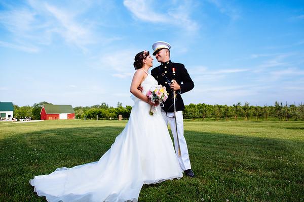 Molly & Alex, wedding