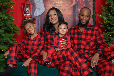 The Reed Family Christmas 2020