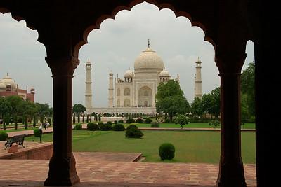 Taj Mahal - Agra - 2006