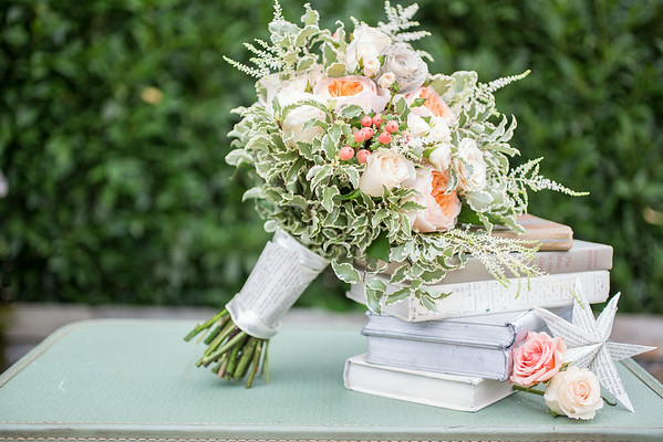 2014-07-09 Bibliophile Wedding