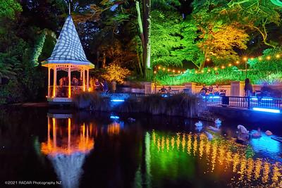 20210115 - Wellington Botanic Gardens - Gardens Magic