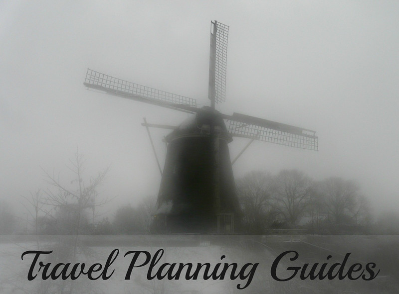 Travel Planning Guides from My Itchy Travel Feet
