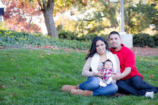 Moya-Romero Family