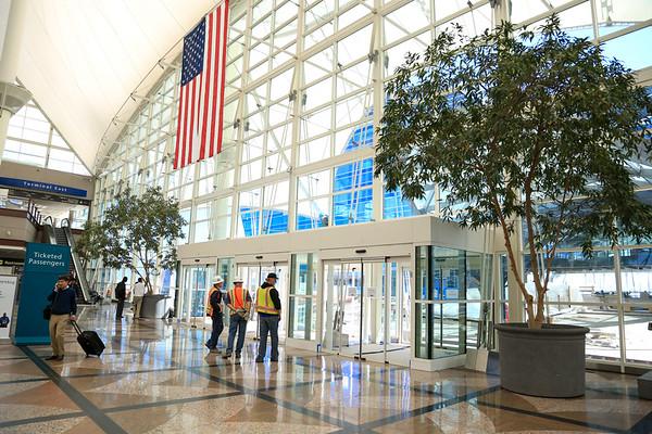 3-10-15 South Terminal Entrance