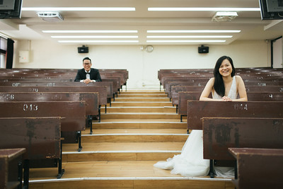 Pre-wedding | David + Evelyn