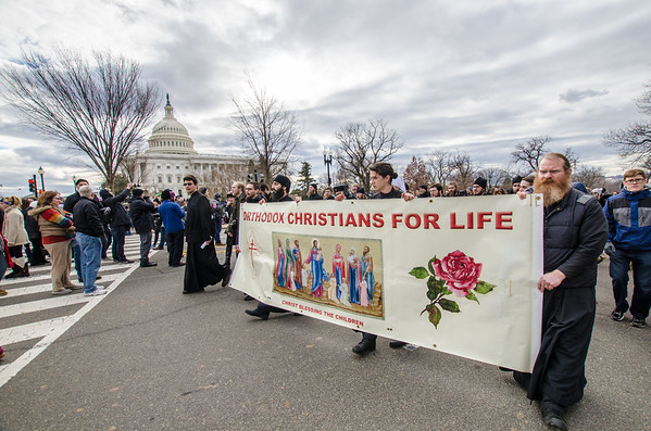 Orthodox March for Life 2017