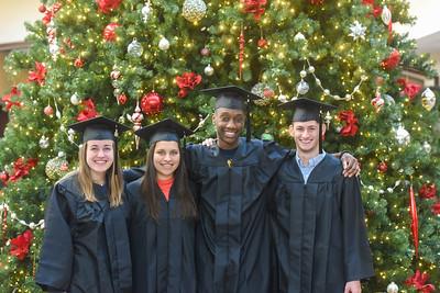 December Sports graduates