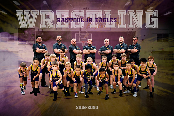 Rantoul JR. Eagles Wrestling