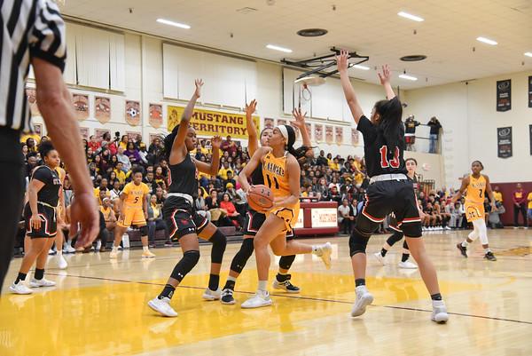 St. John's (DC) vs. McNamara (MD) girls basketball