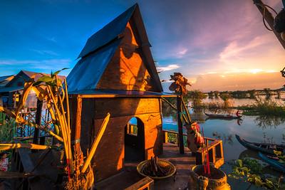 Cambodia Temp