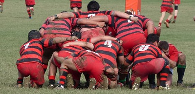 2012 Senior 2 rugby