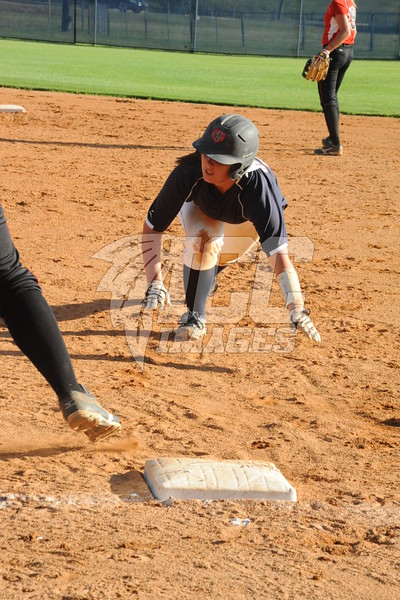 Softball vs EMCC Sophomore Day 2013