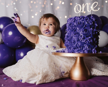 Alexandra Rae turns 1!
