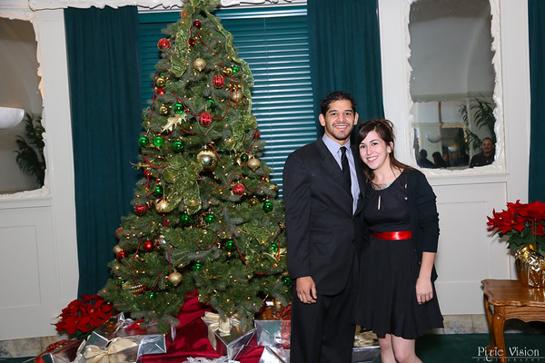 PHS Holiday Party 12/14/14
