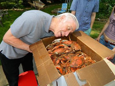 Serdehely Crabfeast     July 2, 2016