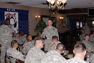 Regimental Mess 23 Sep 09