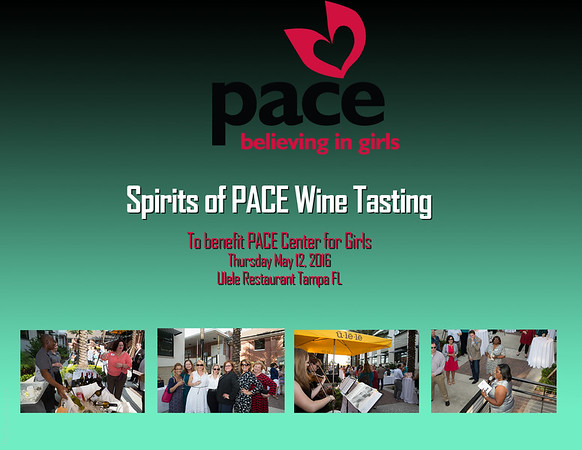 Spirits of PACE Wine Tasting