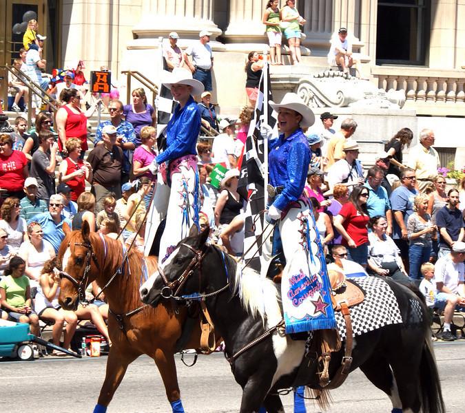 IPL 500 Festival Parade 2009