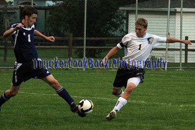 2008 Boys Soccer / Sandusky