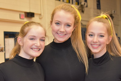 New Girls Dance '17