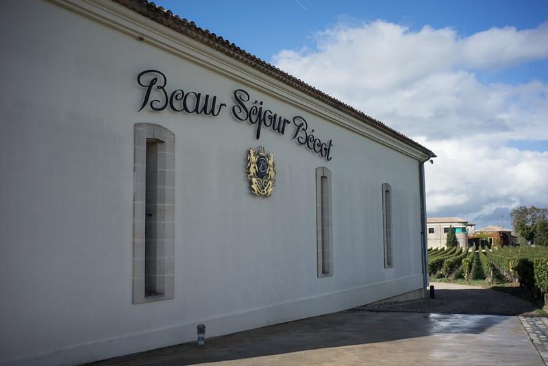 Chateau Beau-Sejour Bécot