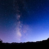 Blue Hour Milkyway