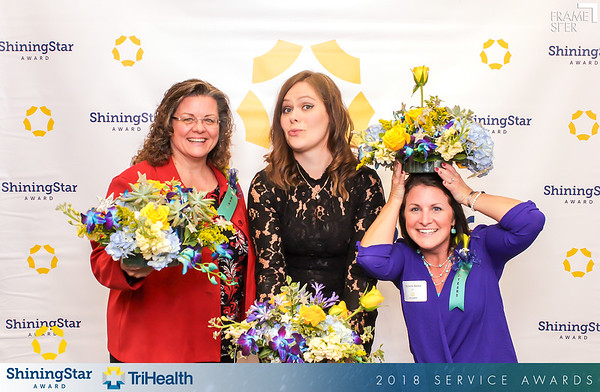 TriHealth Service Awards 2018