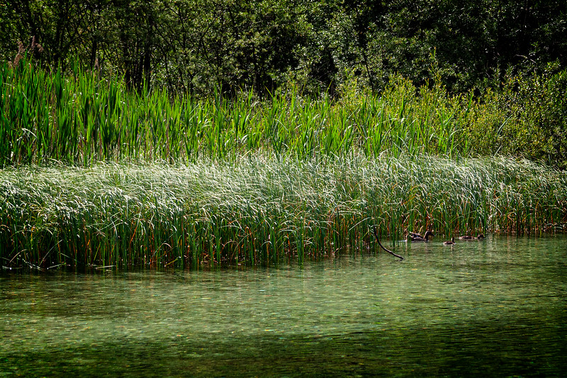 Kranska Gora Lake
