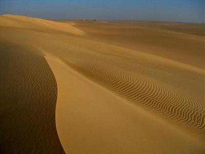 DESERT TREKS - Egypt  - the Western Desert 2005 and 2007