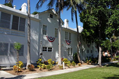 Harry S. Truman Little White House and Surrounding Neighborhood, including Truman Annex - Key West