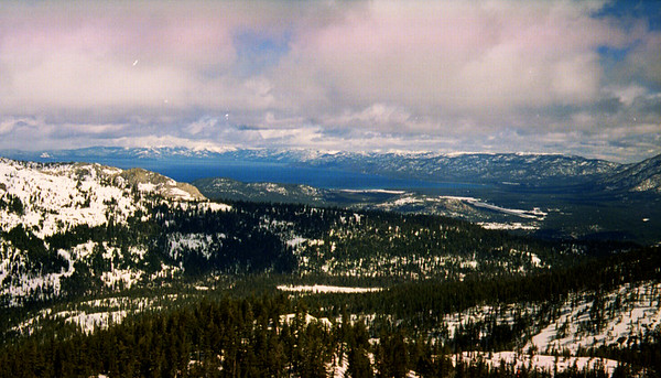 Sierra at Tahoe 1999