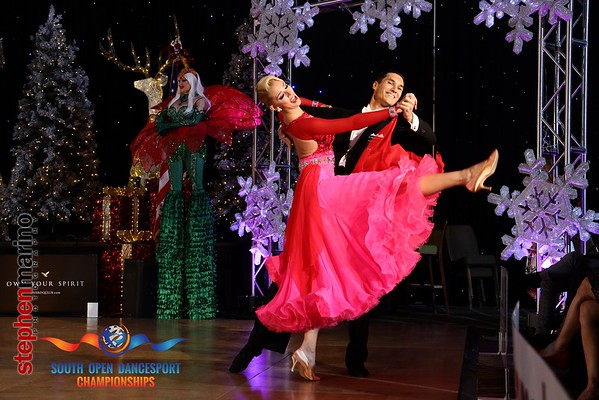 2019 South Open Dancesport Championships
