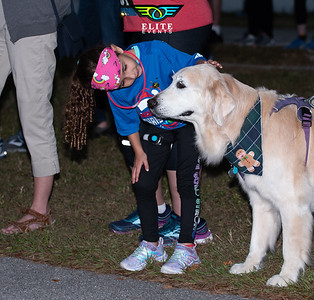 Naples Christmas Glow Run 5k - 2018