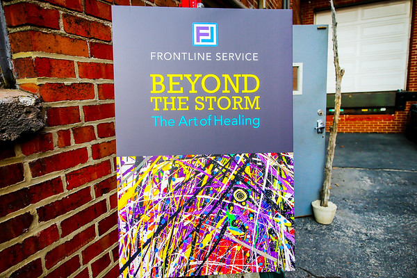 Frontline Service -  Beyond The Storm - The Art of Healing Event