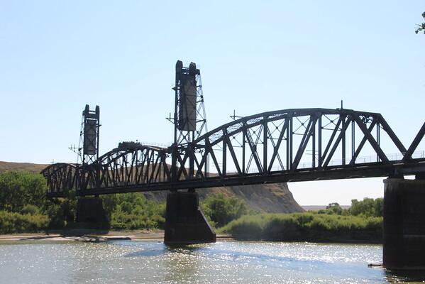 Twin Historic Bridges