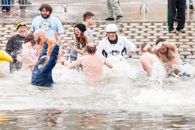 Pittsburgh Polar Plunge 2014