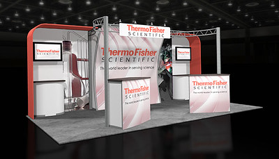 10 x 20 Linear Booth
