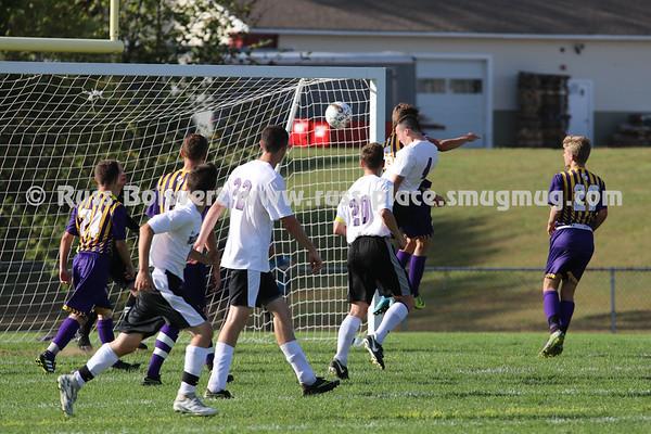 BVT Boys Varsity Soccer vs Bay Path