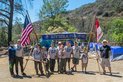 1797 Boy Scouts Circle X