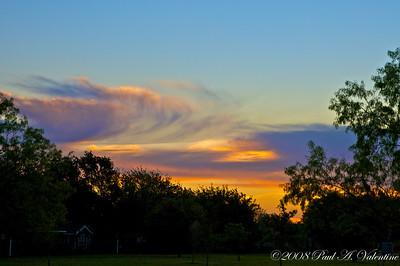 Sunrise in the Park 04-20-08