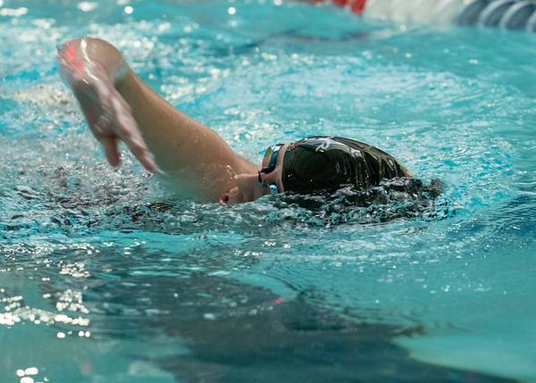 Hood River Swim Meet 01-20-18