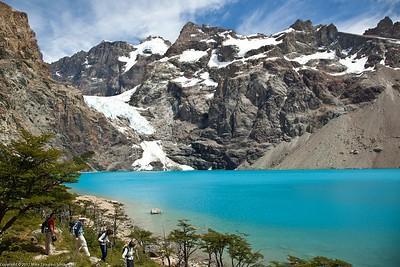 laguna azul trail