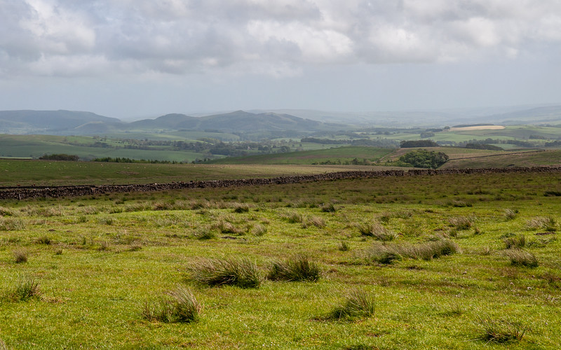 Flasby Fell and Malhamdale